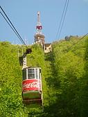 羅馬尼亞Romania_布拉索夫BRASOV古城:DSC02811羅馬尼亞_坐纜車上坦帕山景緻.JPG