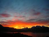 格陵蘭島的夕陽-GREENLAND:IMGP2484格陵蘭島GREENLAND-AMMASSALIK.JPG