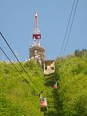 羅馬尼亞Romania_布拉索夫BRASOV古城:DSC02810羅馬尼亞_坐纜車上坦帕山景緻.JPG