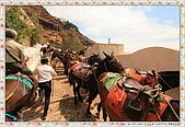 15-希臘Greece聖特里尼SANTORINI費拉碼頭騎驢爬懸崖:IMG_7340.jpg