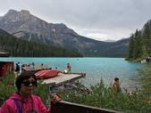 加拿大洛磯山脈19天度假自助遊-優鶴國家公園-翡翠湖Emerald Lake:IMG_1350.JPG