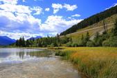 加拿大洛磯山脈19天度假自助遊-班夫鎮Banff Vermilion Lakes(硃砂湖):A81Q9062.JPG