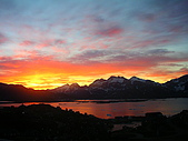 格陵蘭島的夕陽-GREENLAND:IMGP2485格陵蘭島GREENLAND-AMMASSALIK.JPG