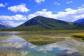 加拿大洛磯山脈19天度假自助遊-班夫鎮Banff Vermilion Lakes(硃砂湖):A81Q9070.JPG