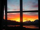格陵蘭島的夕陽-GREENLAND:IMGP2486格陵蘭島GREENLAND-AMMASSALIK.JPG
