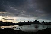 格陵蘭島的夕陽-GREENLAND:IMG_3069格陵蘭島GREENLAND-KULUSUK.JPG