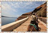 15-希臘Greece聖特里尼SANTORINI費拉碼頭騎驢爬懸崖:IMG_7361.jpg