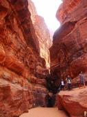 14-7約旦JORDAN-瓦迪倫WADI RUM_小山中的山谷_玫瑰色岩石峽谷:DSC04485.jpg