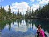 加拿大洛磯山脈19天度假自助遊-葛拉西湖Grassi Lake:IMG_3189.JPG