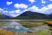 加拿大洛磯山脈19天度假自助遊-班夫鎮Banff Vermilion Lakes(硃砂湖):A81Q9068.JPG