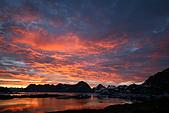 格陵蘭島的夕陽-GREENLAND:IMG_3171格陵蘭島GREENLAND-KULUSUK.JPG