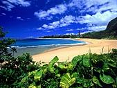 夏威夷全景 :圖片18-考愛島-哈耶納海灘,,Haena Beach, Kauai,.jpg