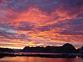 格陵蘭島的夕陽-GREENLAND:DSC00579格陵蘭島GREENLAND-KULUSUK.JPG