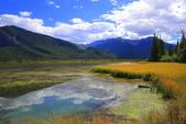 加拿大洛磯山脈19天度假自助遊-班夫鎮Banff Vermilion Lakes(硃砂湖):A81Q9072.JPG