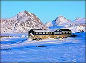 格陵蘭島的采風-GREENLAND:格陵蘭島庫魯斯克飯店冰雪覆地景觀KUSout.jpg