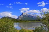 加拿大洛磯山脈19天度假自助遊-班夫鎮Banff Vermilion Lakes(硃砂湖):A81Q9076.JPG