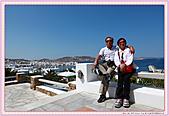 20-希臘Greece米克諾斯mykonos采風:希臘-米克諾斯Mykonos-從飯店俯瞰港灣全景IMG_9088.JPG