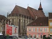 羅馬尼亞Romania_布拉索夫BRASOV古城:DSC02871羅馬尼亞_布拉索夫中古世紀古城景緻.JPG