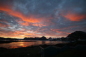 格陵蘭島的夕陽-GREENLAND:IMG_3139格陵蘭島GREENLAND-KULUSUK.JPG
