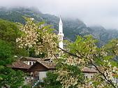 阿爾巴尼亞_喀魯耶山頭城KRUJA_史肯伯格博物館:DSC00351A阿爾巴尼亞__喀魯耶山頭城景緻.JPG