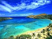 夏威夷全景 :圖片20-恐龍灣,瓦胡島Hanauma Bay, Oahu,.jpg