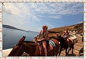 15-希臘Greece聖特里尼SANTORINI費拉碼頭騎驢爬懸崖:IMG_7381.jpg