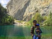 加拿大洛磯山脈19天度假自助遊-葛拉西湖Grassi Lake:IMG_3211.JPG