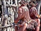 納米比亞 Namibia-辛巴族部落 The Himba Tribe:8-辛巴族已婚婦女側面照.jpg