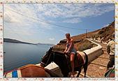 15-希臘Greece聖特里尼SANTORINI費拉碼頭騎驢爬懸崖:IMG_7382.jpg