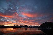 格陵蘭島的夕陽-GREENLAND:IMG_3155格陵蘭島GREENLAND-KULUSUK.JPG
