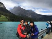 加拿大洛磯山脈19天度假自助遊-優鶴國家公園-翡翠湖Emerald Lake:IMG_1360.JPG