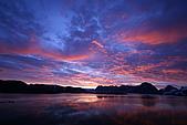 格陵蘭島的夕陽-GREENLAND:IMG_3156格陵蘭島GREENLAND-KULUSUK.JPG