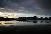 格陵蘭島的夕陽-GREENLAND:IMG_3071格陵蘭島GREENLAND-KULUSUK.JPG