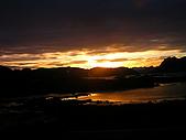 格陵蘭島的夕陽-GREENLAND:IMGP2393格陵蘭島GREENLAND-KULUSUK.JPG