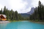 加拿大洛磯山脈19天度假自助遊-優鶴國家公園-翡翠湖Emerald Lake:A81Q8662.JPG