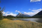 加拿大洛磯山脈19天度假自助遊-班夫鎮Banff Vermilion Lakes(硃砂湖):A81Q9057.JPG