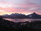 格陵蘭島的夕陽-GREENLAND:DSC00832格陵蘭島GREENLAND-AMMASSALIK.JPG