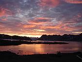 格陵蘭島的夕陽-GREENLAND:DSC00565格陵蘭島GREENLAND-KULUSUK.JPG
