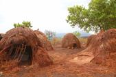 衣索匹亞ETHIOPIA - 穆爾西族Mursi(唇盤族)原始人文:IMG_0777-AF-穆爾西族Mursi(唇盤族)簡陋的住屋.jpg