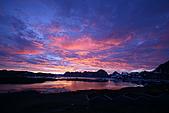格陵蘭島的夕陽-GREENLAND:IMG_3175格陵蘭島GREENLAND-KULUSUK.JPG