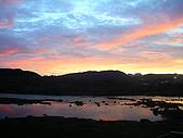 格陵蘭島的夕陽-GREENLAND:IMGP2397格陵蘭島GREENLAND-KULUSUK.JPG