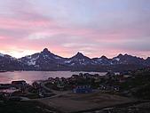 格陵蘭島的夕陽-GREENLAND:DSC00833格陵蘭島GREENLAND-AMMASSALIK.JPG