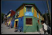 南極31天行紀實旅照先挑選供欣賞相簿:阿根廷-波卡舊城區