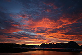 格陵蘭島的夕陽-GREENLAND:IMG_3185格陵蘭島GREENLAND-KULUSUK.JPG