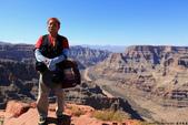美國國家公園31天之旅紀實隨手拍搶先分享-2+好文章 :IMG_2447美國西峽谷-GRAND CANYON 第二景點,下方為科羅拉多河.JPG