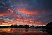 格陵蘭島的夕陽-GREENLAND:IMG_3159格陵蘭島GREENLAND-KULUSUK.JPG