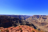 美國國家公園31天之旅紀實隨手拍搶先分享-2+好文章 :IMG_2449美國西峽谷-GRAND CANYON 第二景點,下方為科羅拉多河.JPG