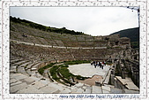 Turkey Ancient Culture Trip:_MG_3540 Ephesus theater_20090