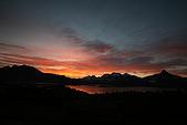 格陵蘭島的夕陽-GREENLAND:IMG_3311格陵蘭島GREENLAND-AMMASSALIK.JPG