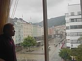 挪威-卑爾根采風(12)-北歐風情初訪掠影Beargen :DSC09352挪威-卑爾根-住宿飯店面對Torga Imenningen廣場.jpg